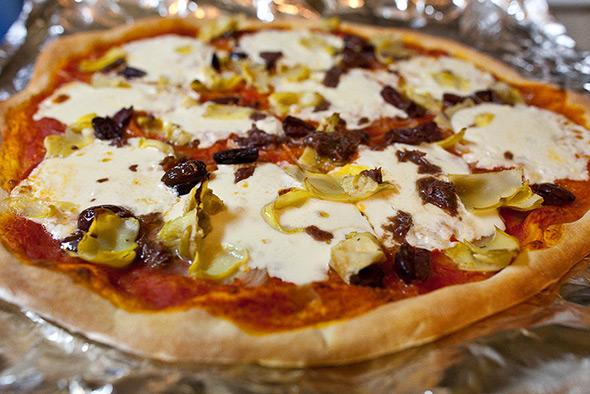 homemade pizza recipe by pompo dot com pompo bresciani