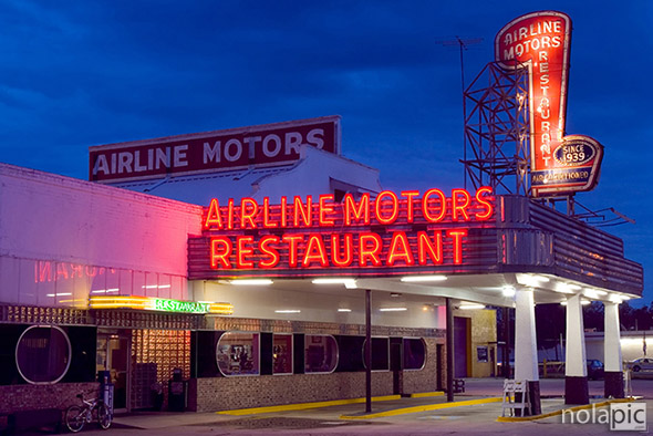 Airline Motors LaPlace photo prints for sale