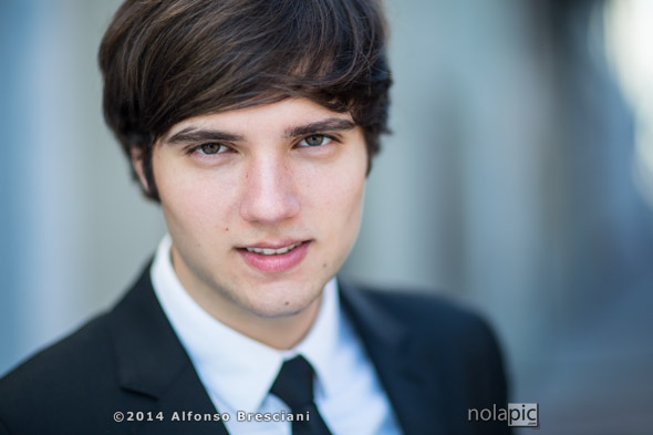 New Orleans Headshot Photography