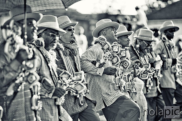 2010 Black Men of Labor Second Line