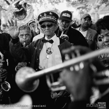 Walter Payton Jr. Celebration and Second Line