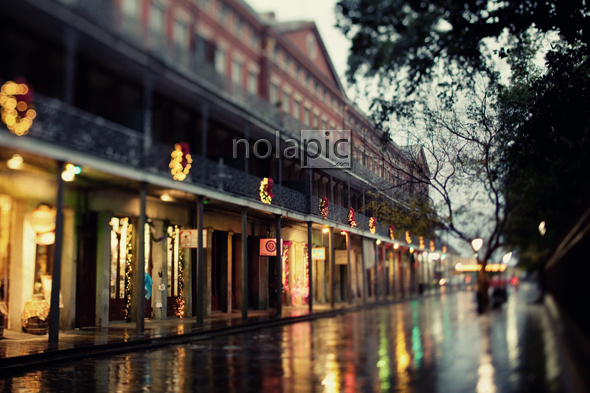 Prints of The Pontalba Building in the French Quarter