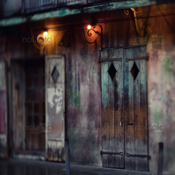 Preservation Hall. This photo is also available as a canvas gallery wrap.