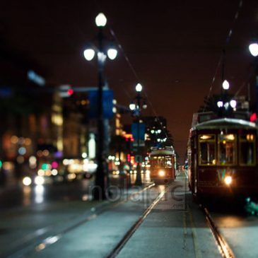 Even More New Orleans Streetcars Photography !