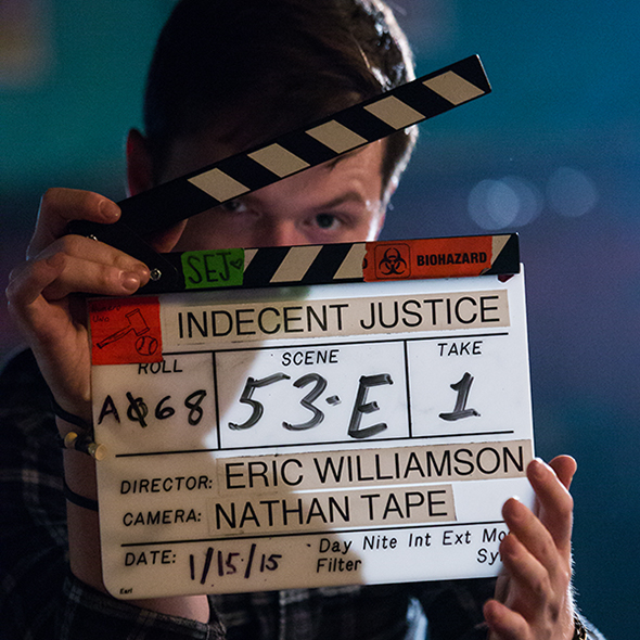 """Indecent Justice"""
