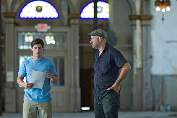Zac Waggener & Director John Swider