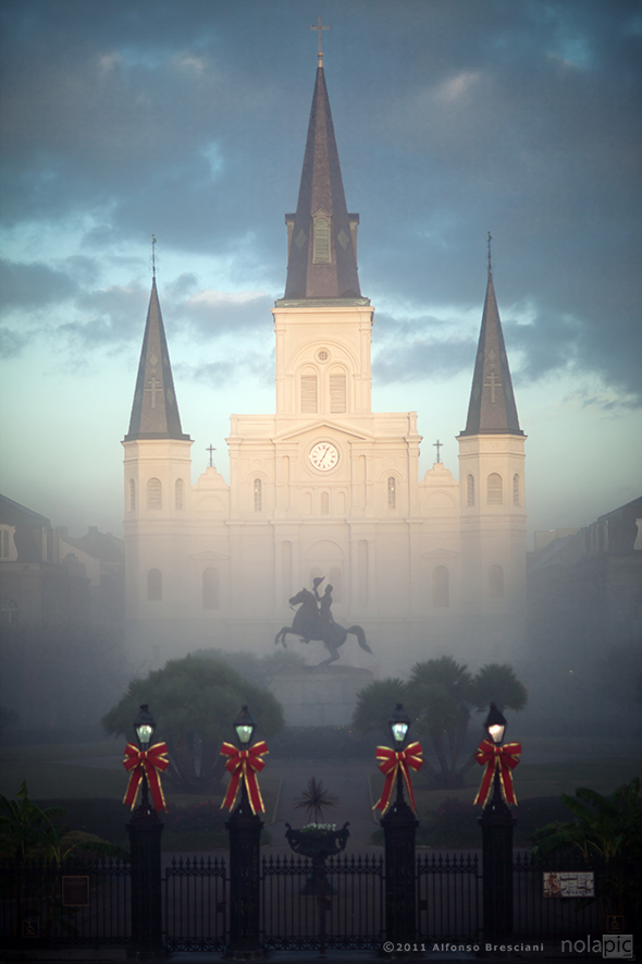 St Louis Cathedral fine art photo print