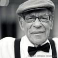 Mr. Lionel Ferbos at the 2012 Satchmo Summerfest in New Orleans. At 101, trumpeter Lionel Ferbos is the oldest playing jazz musician in New Orleans.