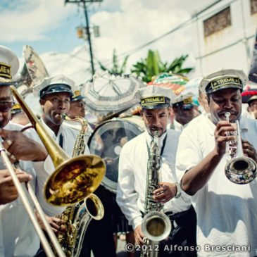 2012 Satchmo Summerfest and Treme Jazz Mass