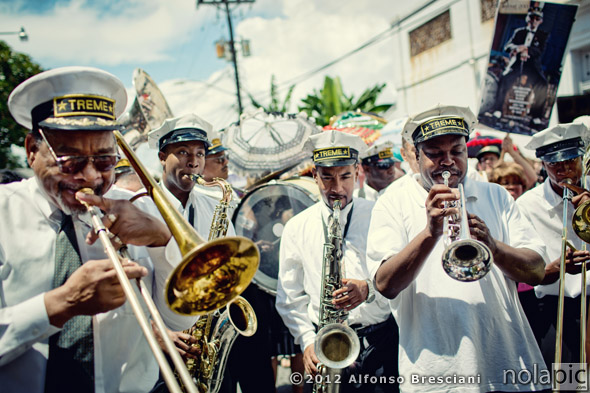 Picture of Treme Brass Band