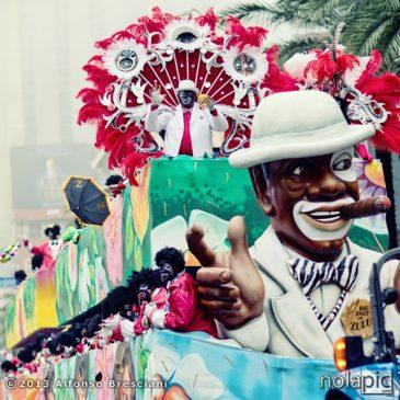 2013 New Orleans Mardi Gras Photos