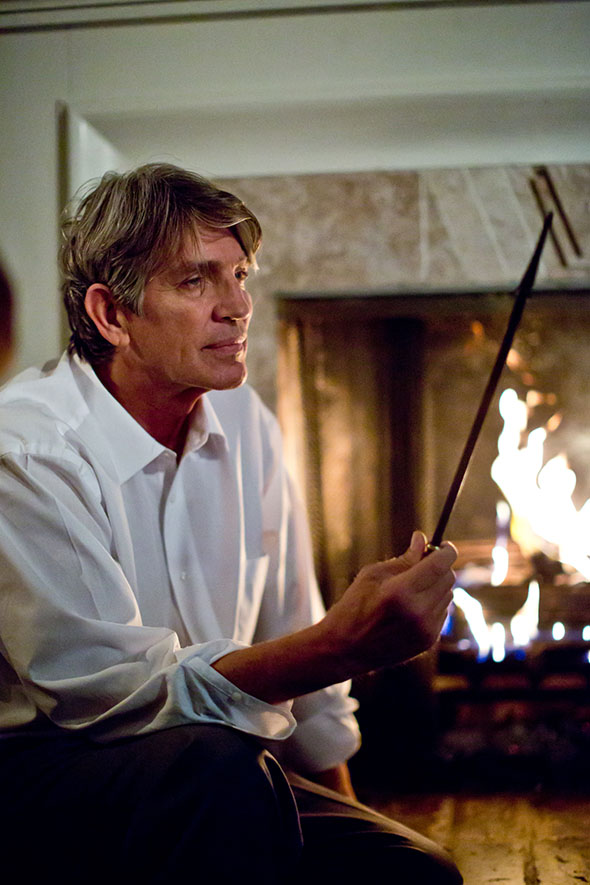Eric Roberts   ©2014 Upperline Entertainment, LLC - Photo: Alfonso Bresciani