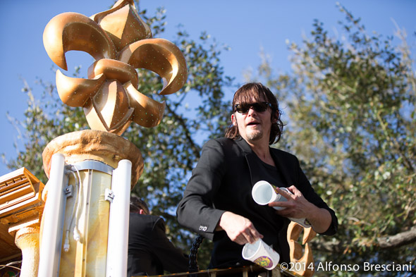 Norman Reedus on Endymion