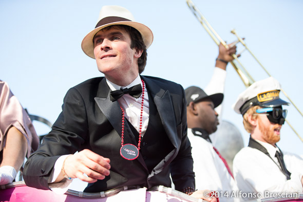 Ian Somerhalder on Endymion