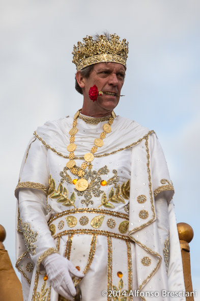 Hugh Laurie King of Bacchus - New Orleans