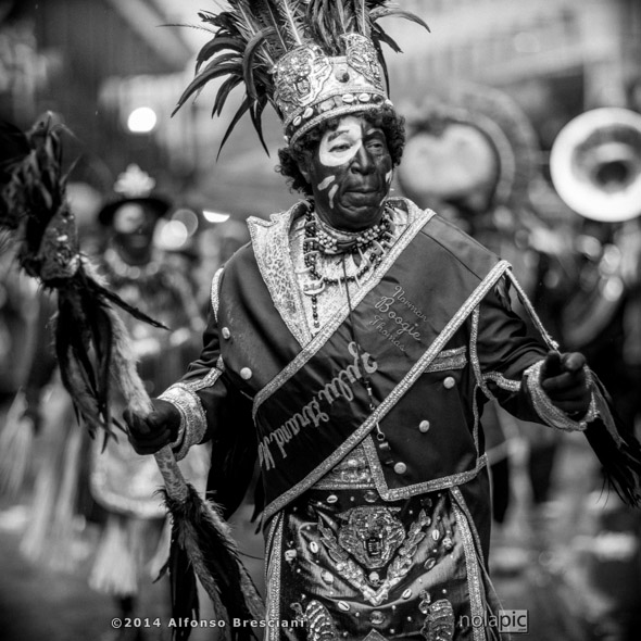 Krewe of  Zulu New Orleans